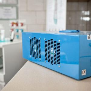 Ozonowanie pomieszczeń i dezynfekcja poprzez ozon